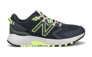 New Balance 410V7 BLACK GREEN WOMEN