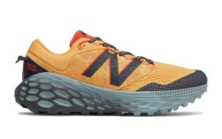 New Balance FRESH FOAM MORE TRAIL V1 NARANJA NEGRO MTMORCY