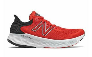 New Balance FRESH FOAM 1080 V11 RED BLACK
