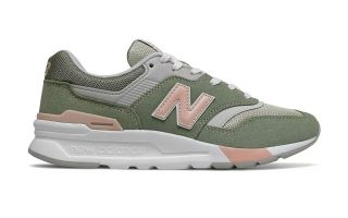 New Balance NEW BALANCE CLASSIC 997HV1 GRIS ROSA MUJER CW997HVC