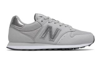 New Balance NEW BALANCE CLASSIC 500V1 GRIS PLATA MUJER