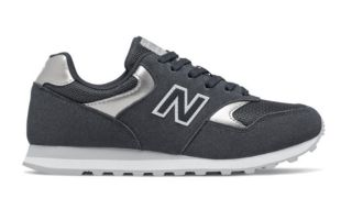 New Balance 393 BLUE SILVER WOMEN