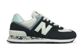 New Balance NEW BALANCE CLASSIC RUNNING GRIS MUJER WL574CA2
