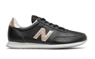 New Balance U720V1 BLACK GOLD WOMEN
