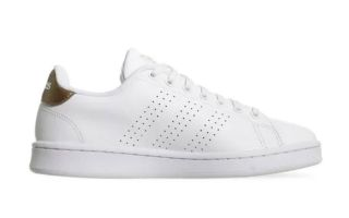 adidas ADVANTAGE WHITE WOMEN