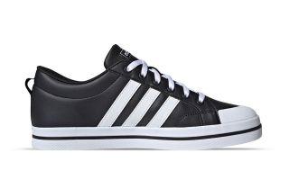 adidas BRAVADA BLACK WHITE