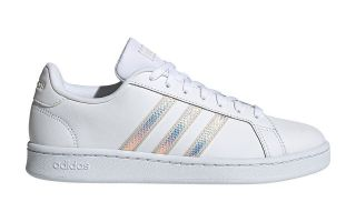 adidas GRAND COURT WHITE SILVER WOMEN
