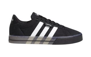 adidas DAILY 3.0 BLACK WHITE