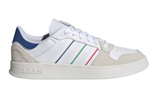 adidas BREAKNET PLUS WHITE
