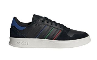 adidas BREAKNET PLUS BLACK BLUE