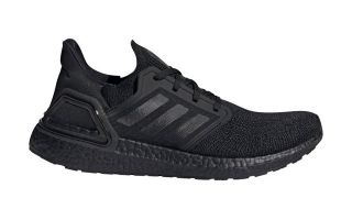adidas ULTRABOOST 20 BLACK