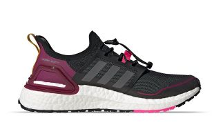 adidas ULTRABOOST WINTER.RDY NERO ROSA DONNA EG9803