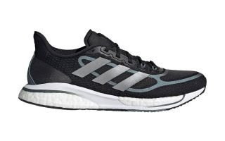 adidas SUPERNOVA + BLACK SILVER WOMEN