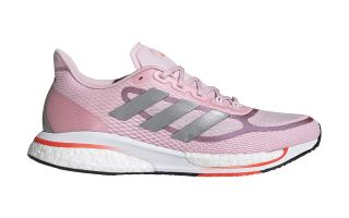 adidas SUPERNOVA + PINK GREY WOMEN