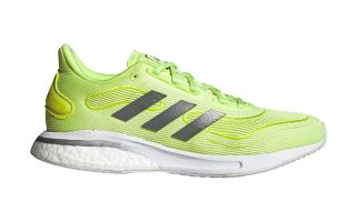 adidas SUPERNOVA YELLOW GREY WOMEN