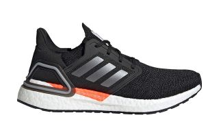 adidas ULTRABOOST 20 BLACK SILVER WOMEN