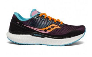 Saucony TRIUMPH 18 BLACK WOMEN