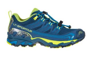 LA SPORTIVA FALKON LOW AZUL VERDE JUNIOR 15L618712