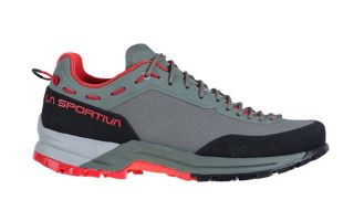LA SPORTIVA TX GUIDE GREY RED WOMEN
