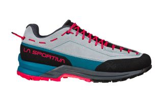 LA SPORTIVA TX GUIDE LEATHER GRIS ROSA MUJER 27T907406
