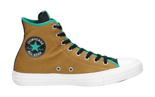 Converse DIGITAL TERRAIN CHUCK TAYLOR ALL STAR HI TOP BROWN WHITE