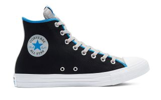 Converse DIGITAL TERRAIN CHUCK TAYLOR ALL STAR HI TOP BLACK BLUE