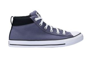 Converse CHUCK TAYLOR ALL STAR STREET LILA GRIS 170372C 534