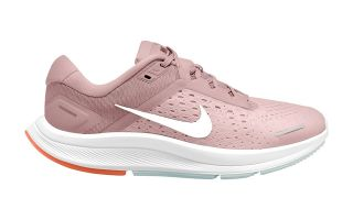 Nike AIR ZOOM STRUCTURE 23 PINK WHITE WOMEN