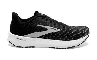 Brooks HYPERION TEMPO BLACK WHITE
