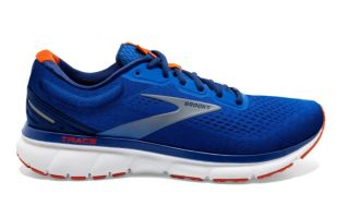 Brooks TRACE BLEU ORANGE 1103641D495