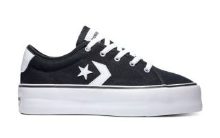 Converse STAR REPLAY PLATFORM BLACK FOR WOMEN