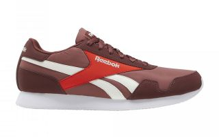 REEBOK ROYAL CL JOGGER 3 RED