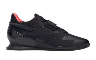 Reebok LEGACY LIFTER II SCHWARZ ORANGE FY3538