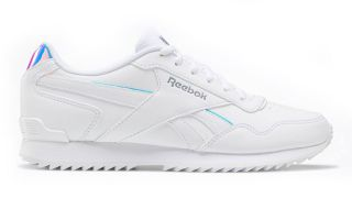 Reebok ROYAL GLIDE RIPPLE CLIP WHITE WOMEN