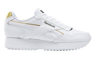 Reebok ROYAL GLIDE RIPPLE DOUB WHITE GOLD WOMEN