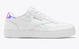 Reebok ROYAL TECHQUE T BOLD BLANCO GRIS MUJER G58123