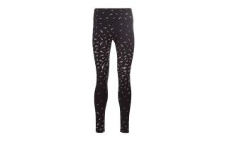 Reebok LEGGINGS TRAINING ESSENTIALS BLACK PRINT WOMEN