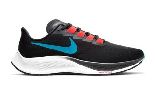 Nike AIR ZOOM PEGASUS 37 NERO BLU BQ9646 011