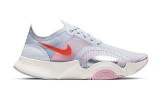 Nike SUPERREP GO GREY PINK WOMEN