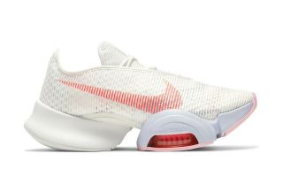 Nike AIR ZOOM SUPERREP 2 WHITE RED WOMEN