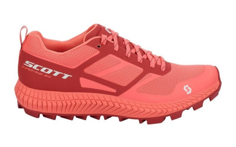 WS SUPERTRAC 2.0 RED CORAL WOMEN