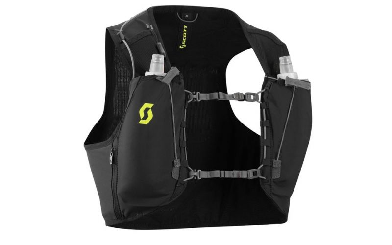 BACKPACK TRAIL RC TR 4 BLACK YELLOW