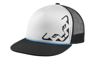 DYNAFIT CAP TRUCKER 3 WHITE BLUE