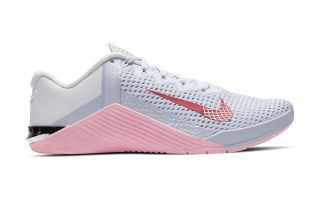 Nike METCON 6 GREY PINK WOMEN