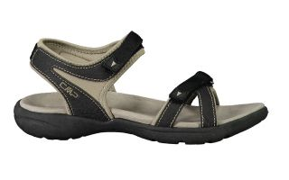 CMP SANDALS ADIB HIKING BLACK BEIGE WOMEN