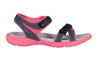 CMP SANDALS ADIB HIKING FUCHSIA GREY WOMEN
