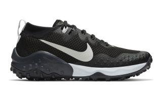 Nike WILDHORSE 7 NEGRO PLATA MUJER CZ1864 002