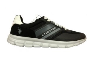 US POLO ASSN GARY125 NERO GARY4125S1 / MY1