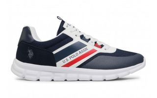 US POLO ASSN GARY125 BLU NAVY GARY4125S1 / MY1