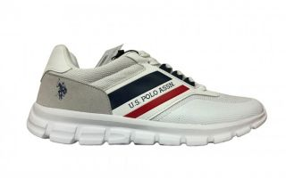 <center><b>US POLO ASSN</b><br > <em>US POLO GARY125 BLANCO</em>